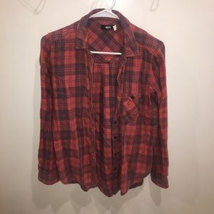 BDG flannel from Urban Outfitters